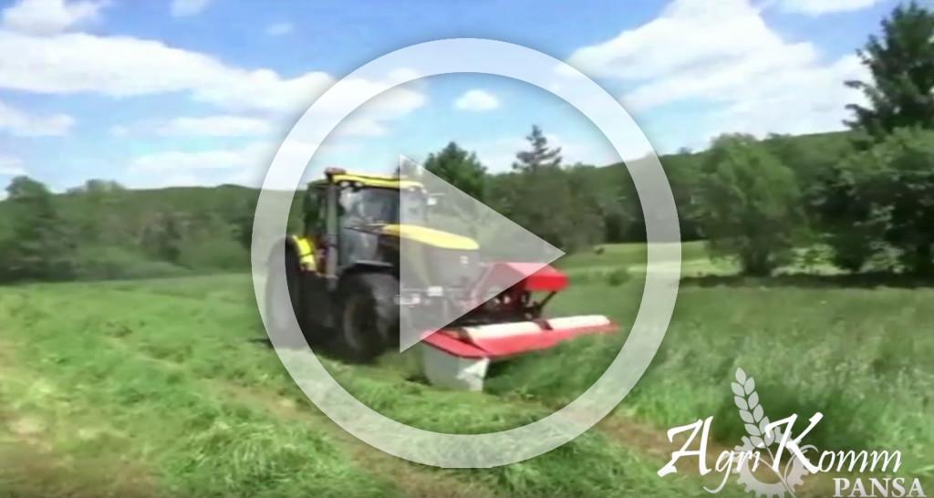 06/2017: Neues Video online (Heu mähen / Mähwerk)